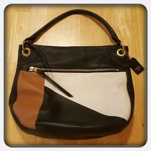 EUC Genuine Leather Large Karli Fossil Hobo